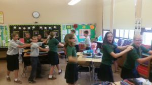 80 minutes is a long time! Frequent brain breaks help us re-energize!