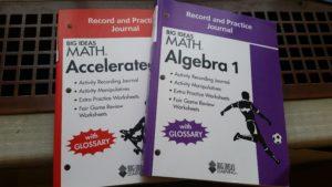 7th/8th Workbooks!