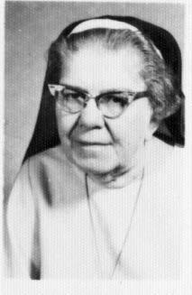 Sister Marie Imelda