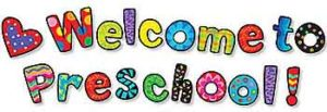 Welcome ImagePre K