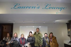 Family & Friends<br>Dedicate Lauren's Lounge