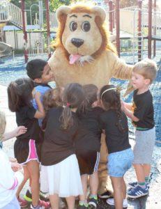 Preschoolers are heading to Kindergarten!