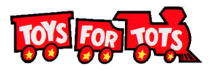 Collecting Toys for Tots