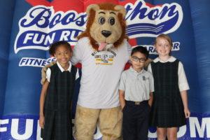 Pledge a student for Lion's Leap!