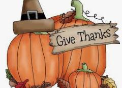 Kick Off Thanksgiving Break with…