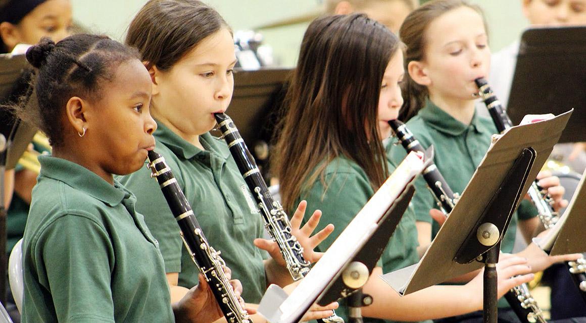 st-giles-school-band