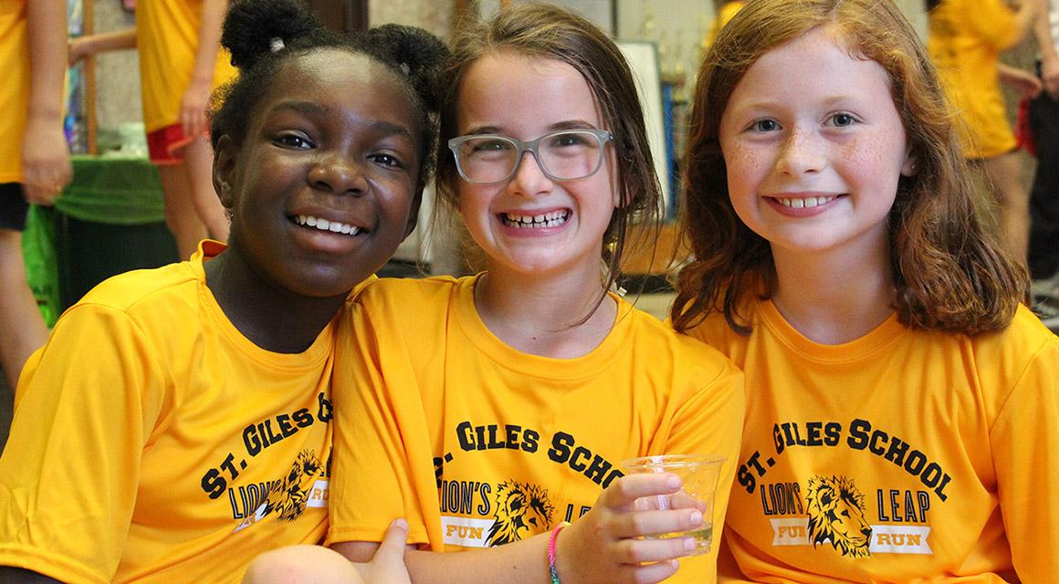 st-giles-school-funrun